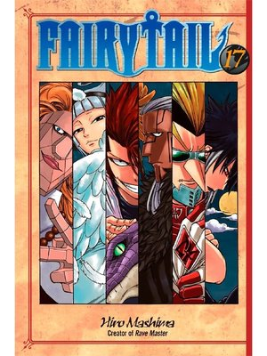 cover image of Fairy Tail, Volume 17